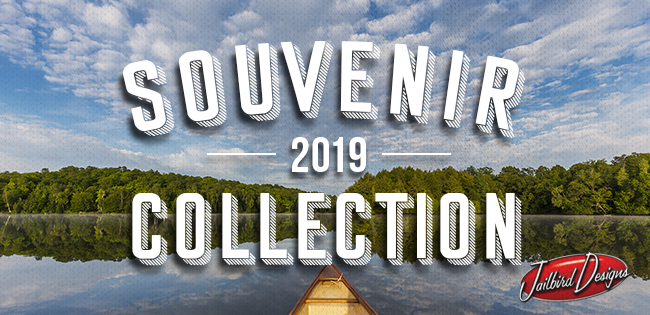 2019 - Souvenir Collection - click here to go to the 2019 souvenir wear catalog
