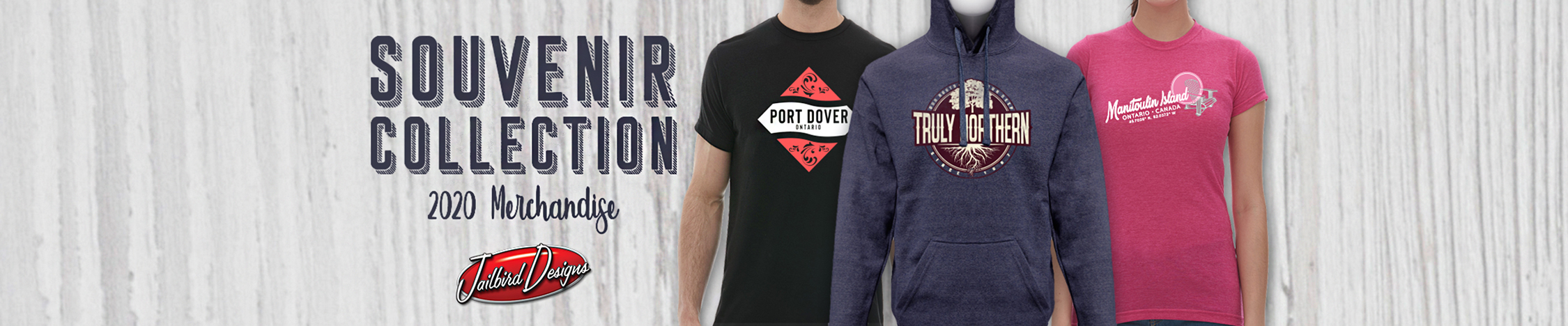 2020 Souvenir Collection - click here to go to the 2020 souvenir wear catalog - coolest souvenir clothing designs